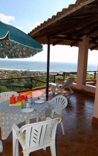 sardinia-apartment Costa-Rei